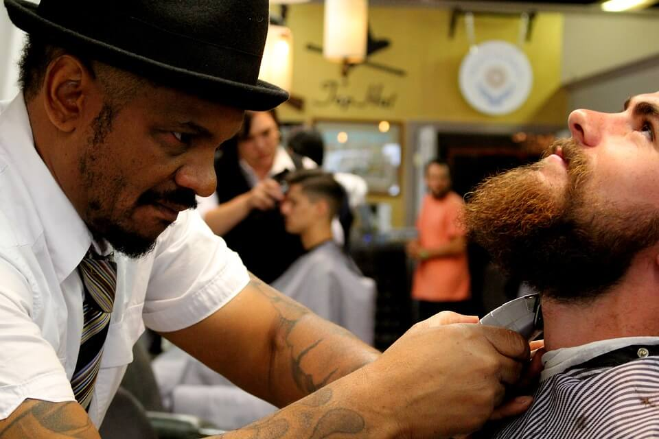 Clippers for Barbers